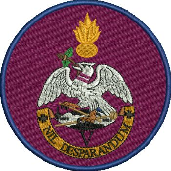 5 FD SQN/5AES Embroidered Badge